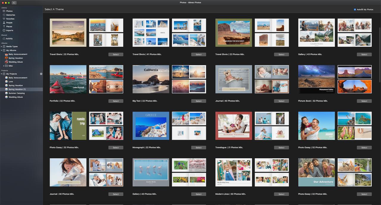 printing photos on Mac